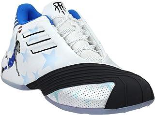 adidas 阿迪达斯 男式 TMAC 1 篮球 FTWR 白色/核心黑色/荣耀蓝