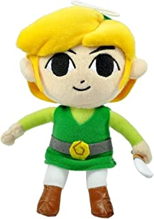 Little Buddy The Legend of Zelda The Wind Waker 8 英寸高清链接毛绒玩具