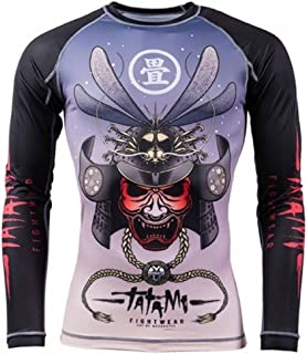 Tatami Dragon Fly V2 Rash Guard BJJ MMA 格斗压缩衬衫