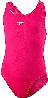Speedo 女童 Essential endurance PLUS Medalist 泳衣