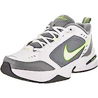 Nike Men's Air Monarch IV (4E) Training Shoe White/Cool Grey…