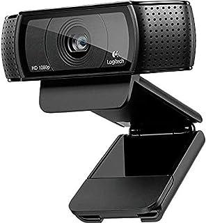 Logitech Logitech C920 HD Pro 网络摄像头 - 黑色