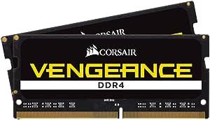 Corsair CMSX8GX4M1A2400C16 8 GB (1 x 8 GB) Vengeance SODIMM DDR4 2400 C16 1.2V 内存