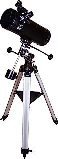Levenhuk Skyline Plus 115S Newtonian 反射望远镜,短焦和防反射光学涂层,适用于深空观测