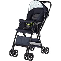 日本 Aprica 阿普丽佳 婴儿推车 凯乐全能高景观儿童推车伞车 (星星) 车重5.2kg (适合0-3岁宝宝,双向推…
