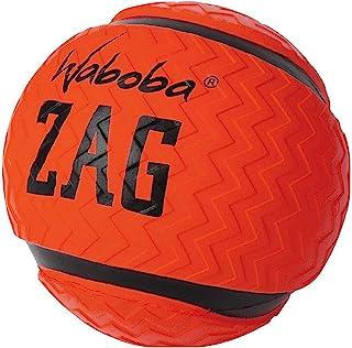 Waboba Zag 泡沫球,红橙色