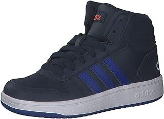 adidas 阿迪达斯 中性儿童 Hoops Mid 2.0 K 篮球鞋