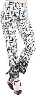 SLIM-SATION 女士套穿印花及踝裤
