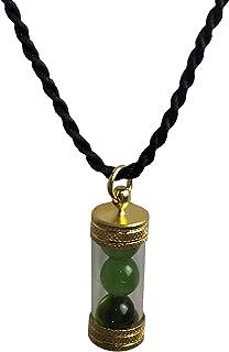 *水晶长城眼泰国护身符嘴唇佛吊坠男女魔法宝石幸运项链绳手工制作24.00英寸(约60.96厘米)祝福生活好事;成功、财富、繁荣、名声和一切您想要的力量。