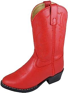 smoky MOUNTAIN Boots 男式丹佛皮革西部男靴