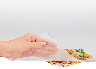 PLUS 普乐士 书桌垫 透明 适用于鼠标 不易沾油墨 单款 1590×690mm 透明