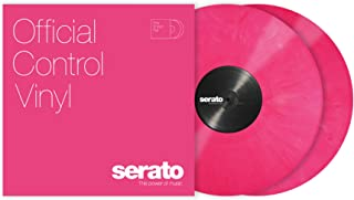 "Attribute Value:12"" Serato Control Vinyl - Standard Colors - Pink (PAIR)"