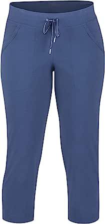 Marmot 土拨鼠 女士 3/4 长裤 Ravenna 七分裤