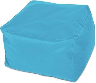 knorr-baby 440302 凳子 方形 L,Fb Petrol, 蓝色
