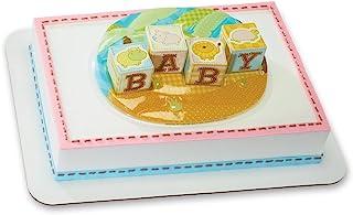 Decopac Safari 动物婴儿装饰蛋糕装饰