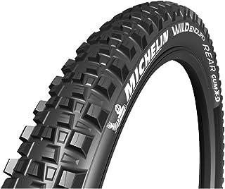 Michelin 男女通用 TYRE WILD ENDURO 27.5X2.60 后门 GUM-X TS TLR 黑色,27.5x2.6