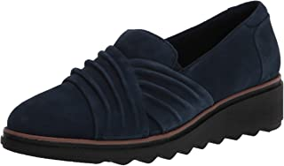 Clarks 女式 Sharon Villa 乐福鞋