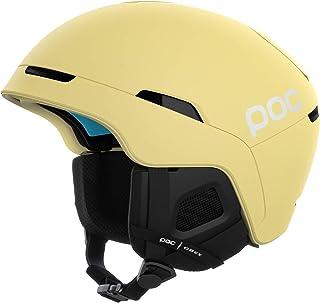POC Obex Spin 滑雪头盔,适合山地滑雪和单板滑雪,配有坚固的 ABC 外壳和 POC SPIN