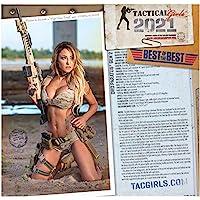 Tactical Girls 2021 槍械日歷