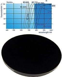 Heliopan 703965 39mm Infared RG 850 Filter (Black)