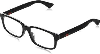 GUCCI 古驰 眼镜 IDA眼镜 0012OA 001 亚洲人适用 男士 0012OA-001 日本 55,17,150 (FREE サイズ)