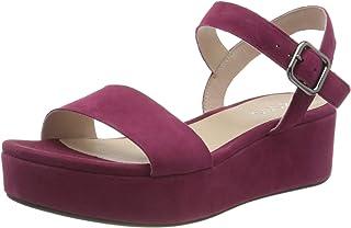ECCO Plateau 女式踝带凉鞋