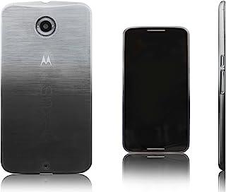 Xcessor 柔性 TPU 凝胶保护套适用于摩托罗拉 Google Nexus 6 - ParentCG00137 Transition/Grey