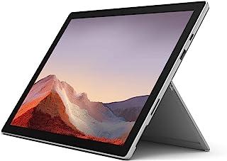 Microsoft 微软 Surface Pro 7 2合1平板电脑 12.3英寸(英特尔酷睿i5,8GB RAM,128GB固态硬盘,Win 10家庭版),铂金灰