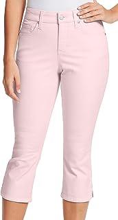 Gloria Vanderbilt 女士舒适曲线紧身牛仔裤七分裤