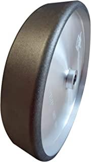 VMTW 8X1.5 英寸 CBN 砂轮 600 砂 0.64 厘米半径 5/8 英寸树木孔