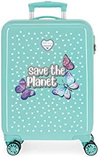Movom koffer Save the Planet * 38x55x20 cms