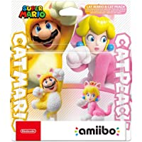 amiibo 猫马里奥和猫桃(Nintendo Switch)