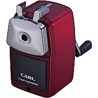 Carl 办公用品 转笔刀 Angel5 Premium 红色 A5PR-R