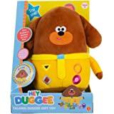 Hey duggee 会说话的毛绒玩具,棕色