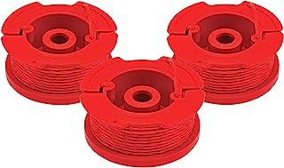 CRAFTSMAN 细线修剪器,0.08 英寸,3 件装,20 英尺,扭线(CMZST0803)