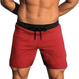 COOFANDY 男式运动短裤健身房锻炼训练短款*跑步运动迷彩短裤带口袋