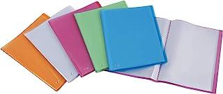 FAVORIT 89375 活页本 Lumina,40 个封面,20 x 30 厘米,不同颜色