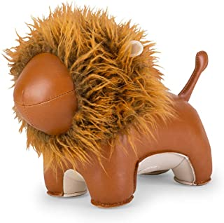 züúny Zuny, Zuny 系列書架棕褐色,適用于書架,辦公室裝飾 - 獅子 Lino