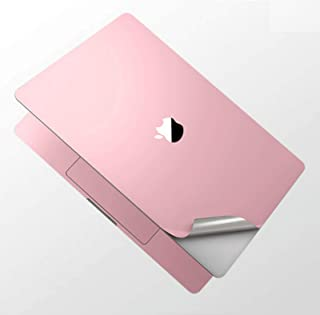 MacBook Protective-Skin 贴花保护套屏幕保护膜键盘保护套 6 合 1 3M 全身乙烯基隐形隐形盔甲(MacBook Pro 13 英寸 2020 A2251,玫瑰金)