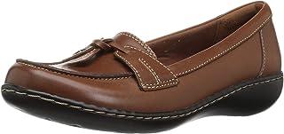 Clarks女式 Ashland Bubble Slip-On 乐福鞋