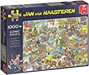 Jan van Haasteren 19051 - The Holiday Fair 1000 Piece Jigsaw Puzzle