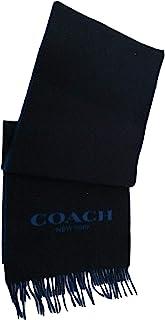 Coach 蔻驰男式双色标志围巾