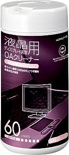 KOKUYO国誉 OA清洁剂 液晶屏幕用 本体60张