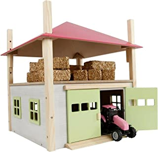 Van Manen Kids Globe Horses Heuchober 木头 带* 比例 1:32 610085
