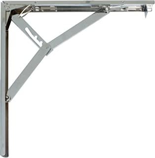 Micel 37430 折叠配件 折叠控制台 3 个位置 300 × 300 毫米 镀铬