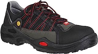 Ejendals 1615-36 尺寸 91.4 厘米 Jalas 1615 E-Sport *鞋 - 黑色/灰色/红色