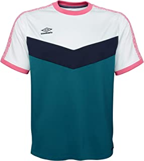 Umbro 男式复古钻石短袖衬衫,颜色可选