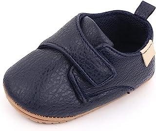 Kenthy 男婴女童运动鞋防滑软橡胶底学步鞋