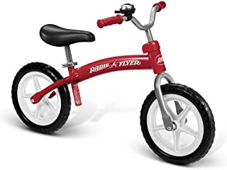 Radio Flyer Glide&Go 平衡自行车,红色