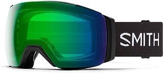 Smith I/O MAG XL 滑雪护目镜 – 黑色 '21 | Chromapop 日常*镜 + 额外镜片